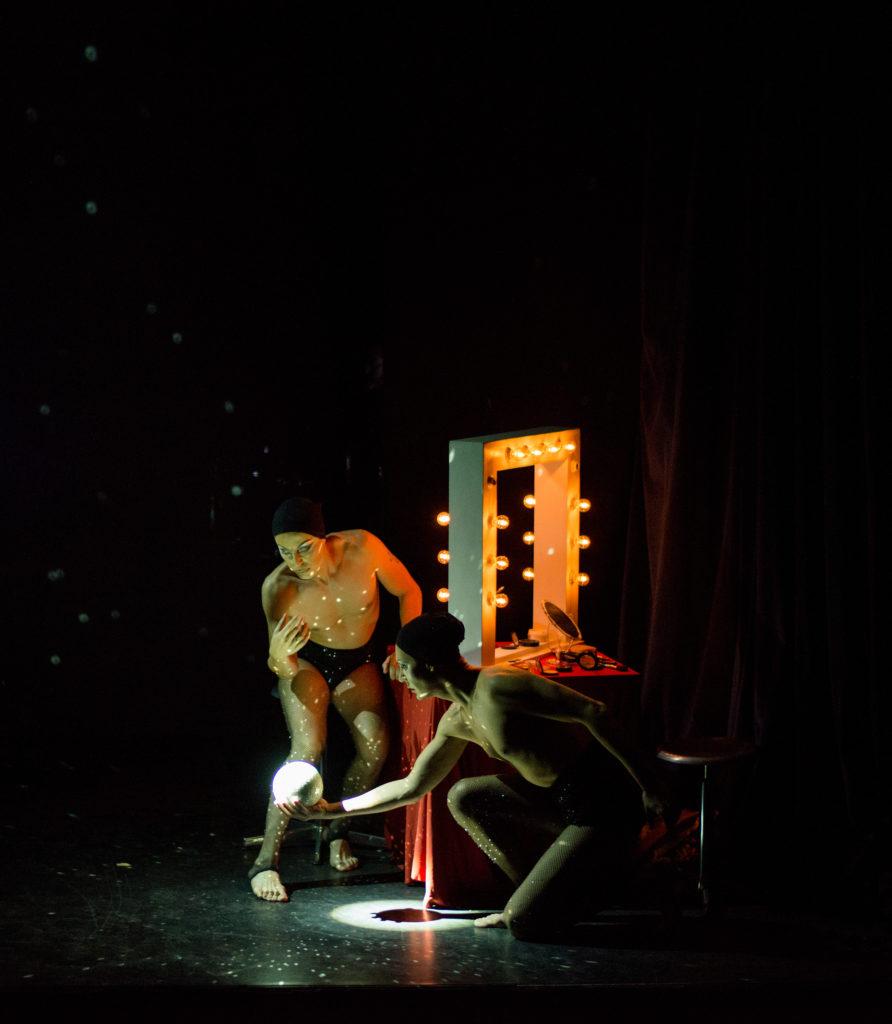 fotografie Un Piccola Tregua Performance Live Paolo Cattaneo
